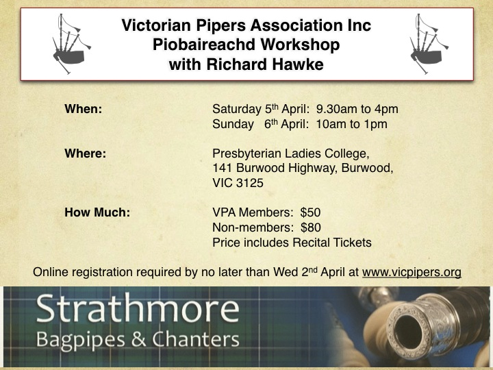 Richard Hawke Workshop